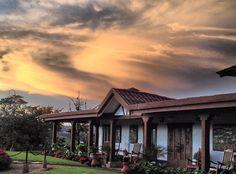 An afternoon at Villa Blanca Hotel, Costa Rica