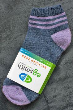 Socks By Sock Dreams » Socks » EG ECO Three Stripe Shorties