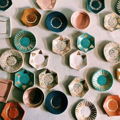 bowls on bowls   via the object enthusiast
