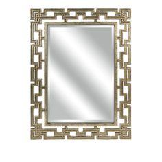 CKI Rectangle Wall Mirror IMAX 70375