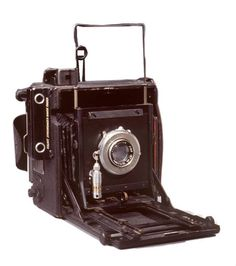 4x5 graflex combat graphic 45 with a rare canvas neck