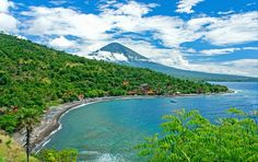 Amed beach, east Bali