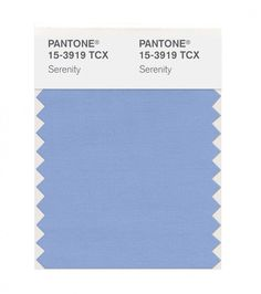 Pantone Colour of the Year Rose Quartz and Serenity Pantone 2016, Pantone Color, Rose Quartz Serenity, Home Trends, Color Of The Year, Swatch, Design Inspiration, Colours, Colour Trends