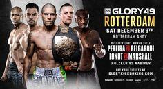 GLORY 49: Verhoeven vs. Ben Saddik – wyniki | FIGHT24.PL - MMA i K-1, UFC
