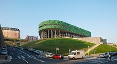 Bilbao Arena and Sports Center / ACXT (10)