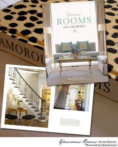 jan showers book glamorous rooms