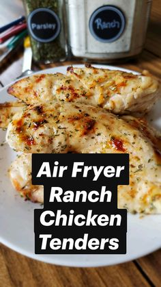 Air Fryer Oven Recipes, Air Frier Recipes, Air Fryer Dinner Recipes, Healthy Delicious Dinner Recipes, Air Fryer Chicken Recipes, Healthy Recipes, Tasty, Air Fry Chicken, Chicken Fried Chicken
