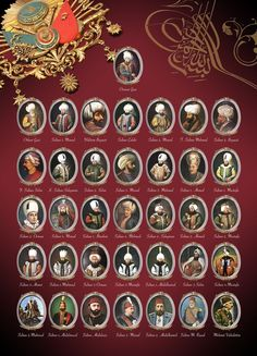 Sultans of the Ottoman Empire Ancient Rome, Ancient History, Sultan Ottoman, Sultan Murad, Empire Ottoman, Ottoman Turks, Cultura General, Legends And Myths, Asian History