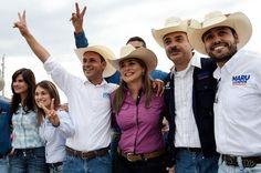 Exitoso rodeo de Maru Campos en El Charco | El Puntero