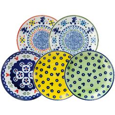 Disney Mickey & friends Eastern Polish style cake plate set 3197-03