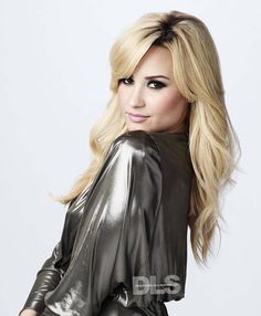 The X Factor (USA)'s Demi Lovato will be joining the cast of Glee for Season Thalia, Camp Rock, Demi Lovato Wilmer Valderrama, Rihanna, Demi Lovato Hair, Thing 1, Grunge Hair, Woman Crush, Her Hair
