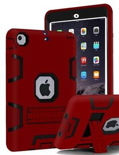 Tianli Rugged Hybrid Protective With KickStand Case $13.89