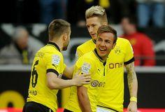 Borussia Dortmund: Marco Reus im BVB-Trikot.