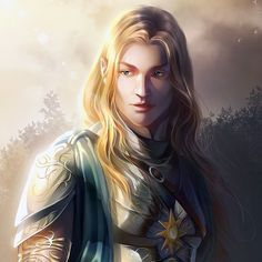 Glorfindel, Fire And Ice, Middle Earth, Tolkien, Lotr, The Hobbit, Elves, Princess Zelda, Fantasy