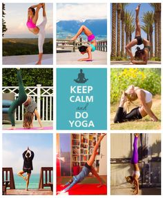 Great stress reliever! #Yoga #Fitness