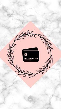 Pink Instagram, Story Instagram, Instagram Logo, Purple Wallpaper Iphone, Cellphone Wallpaper, Snapchat Icon, Rose Gold Aesthetic, Cute App, Anime Pixel Art
