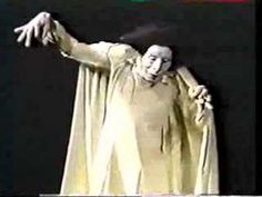 """from Judith Mackrell in the Guardian, """"...Even more vivid is the debt that would be owed to Wigman by the legendary butoh dancer Kazuo Ohno: the mask-like face, the movement language and sense of inwardness in this extract from The Dead Sea all seem influenced by (Mary Wigman's) Witch Dance..."""""""