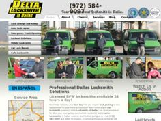 New listing in Locksmiths added to CMac.ws. Delta Locksmith Dallas in Dallas, TX - http://locksmiths.cmac.ws/delta-locksmith-dallas/20188/