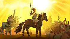 Joshua and the Sun Sunday School lesson