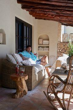 Riviera Maison sfeer inspiratie tuinmeubelen: http://www.homecenter.nl/merken/riviera-maison