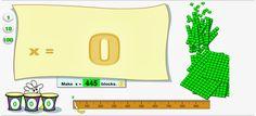 Con E de Especial: Bloques multibase o base diez online