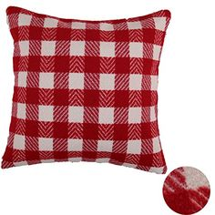 #awesome  #Deconovo Decorative Pillowcases Scottish Plaid Throw Cushion Cover 18x18 Inch DECONOVO decorative tartan plaid pattern throw cushion cover magnifies t...
