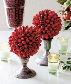 Romantic Table Decorations for Valentine's Day