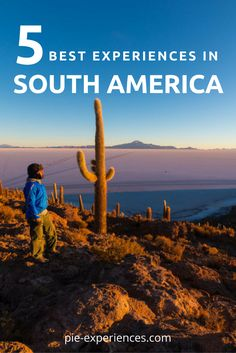 Let experiential travel be one of your resolutions for 2017. Looking for the best travel experiences? Here are our picks for the 5 best trips in South America for 2017!