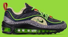 Buy and sell authentic Nike Air Max 98 Halloween 2019 (GS) shoes and thousands of other Nike sneakers with price data and release dates.