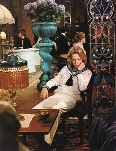 death in venice characters