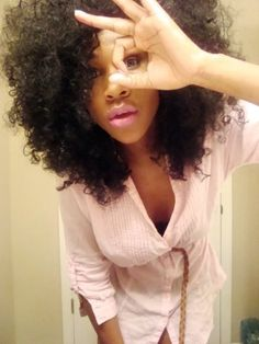 Natural hair kismetbox:    ^.^