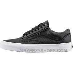 https://www.airyeezyshoes.com/vans-perforated-leather-old-skool-zip-mens-black.html Only$75.00 VANS PERFORATED LEATHER OLD SKOOL ZIP (MENS) - BLACK Free Shipping!