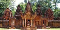 Resultado de imagen para Banteay Srei