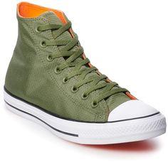 4fb6c6734ed17 Converse Men s Chuck Taylor All Star Nylon Sneakers