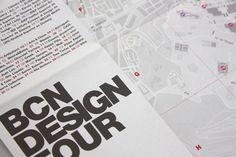 網點風格的 Barcelona 設計旅遊指南 | MyDesy 淘靈感