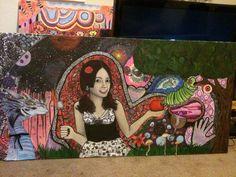 Trippy Girl by Hannah Goude