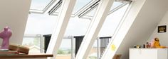 Balconul VELUX CABRIO® - de la fereastră de mansardă la balcon în câteva secunde