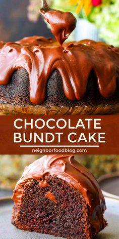 Enjoy this decadent chocolate cake as the perfect dessert recipe for any occasion! This simple cake recipe will quickly become a family favorite and you'll be begged to make it time and time again. Click through for this best chocolate cake recipe you'll ever make! || NeighborFood #cake #chocolatecake #dessertrecipes #cakerecipes #neighborfood ...se RingIngredients1 packet lemonflavored gelatin 2 eggs Finely grated zest of 1 lemon 2 tablespoons lemon juice 2 tablespoons super fine sugar 23… Easy Chocolate Desserts, Amazing Chocolate Cake Recipe, Decadent Chocolate Cake, Chocolate Bundt Cake, Brownie Desserts, Mini Desserts, Easy Desserts, Homemade Chocolate, Chocolate Fudge