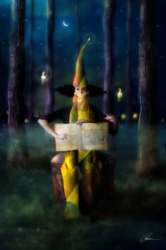 """""""Books: a beautifully browsable invention that needs no electricity and exists in a readable form no matter what happens.""""  ― Nicholson Baker - Art by Mariana Palova"""