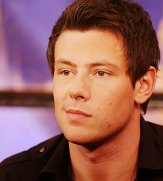 Forever in our hearts Cory Monteith..♥