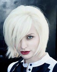 Light Blonde Bob Hairstyles