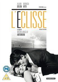 L' ECLISSE (PG) ITALY 1962 ANTONIONI, MICHELANGELO £17.99 Michelangelo Antonioni returns to his favorite themes: alienation and the difficulty of finding connections in an increasinglymechanized ...
