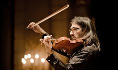 LSO/Noseda/Kavakos review – thrilling precision, formidable playing