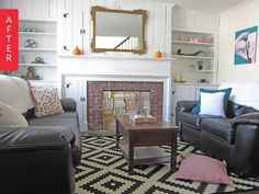 Before & After: A White Paint Wonder | Apartment Therapy