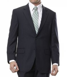 Signature Tailored Fit 2-Button Jacket CLEARANCE