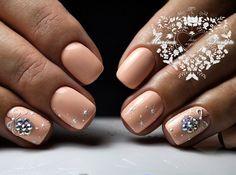 Neutral Winter Nails with Accents§§Маникюр и Я | Всегда свежий маникюр