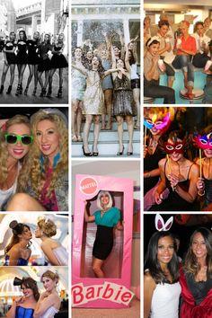 Bachelorette Party Themes - Beaux & Belles: An Event Planning Blog