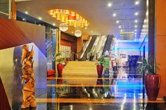 Gumaya's Lobby #lobby #hotel #5starhotel #deco #decoration #travel 5 Star Hotels, Best Hotels, Semarang, Fair Grounds, Tower, City, Fun, Travel, Decoration