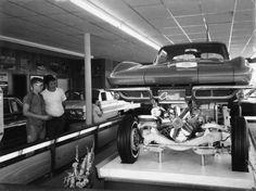 1963 Corvette dealership display at Grotewold Chevrolet in Iowa - Corvette Gallery Chevrolet Corvette, Old Corvette, Chevrolet Dealership, Chevy Dealerships, Ride 2, Car Memes, Car Advertising, Ads, Album