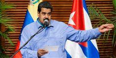 Nicolás Maduro decretó el cierre de la frontera el 19 de agosto por Táchira y luego se extendió a los estados Zulia, Apure y Amazonas.